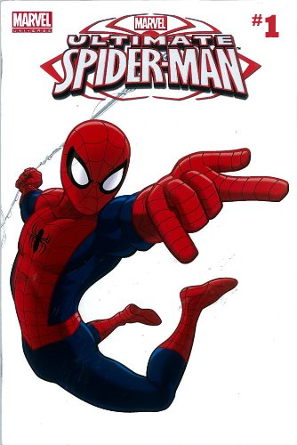 Marvel Universe Ultimate Spider-Man - Comic Reader 1 (Marvel Comic Readers) - Marvel Comics