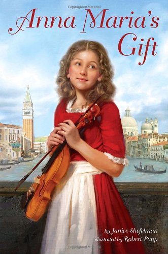 Anna Maria's Gift (A Stepping Stone Book(TM)) - Janice Shefelman