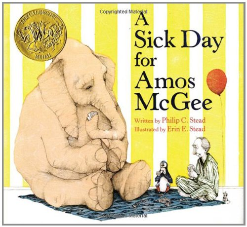 A Sick Day for Amos McGee - Philip C. Stead