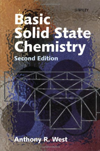 Basic Solid State Chemistry - Anthony R. West