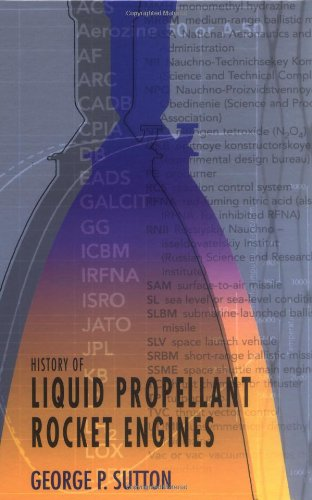 History of Liquid Propellant Rocket Engines (Library of Flight) - George Sutton