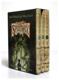 Beyond the Spiderwick Chronicles (Boxed Set): The Nixies Song; A Giant Problem; The Wyrm King - Holly Black, Tony DiTerlizzi