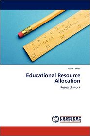 Educational Resource Allocation