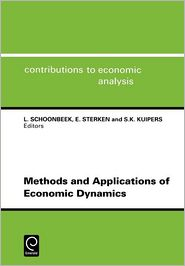 Methods and Applications of Economic Dynamics - Schoonbeek, L. Schoonbeek (Editor), E. Sterken (Editor)