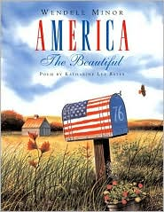 America the Beautiful - Wendell Minor (Illustrator)
