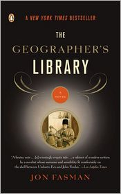 The Geographer's Library - Jon Fasman