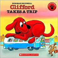 Clifford Takes a Trip - Norman Bridwell, Narrated by Kirsten Krohn