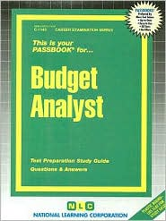Budget Analyst - Manufactured by National Learning Corporation