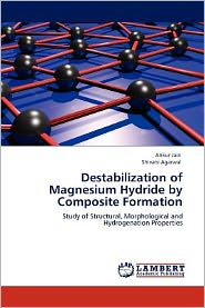 Destabilization of Magnesium Hydride by Composite Formation - Ankur Jain, Shivani Agarwal