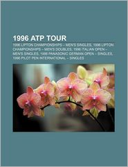 1996 Atp Tour - Books Llc