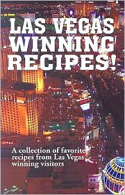 Las Vegas Winning Recipes - Manufactured by Golden West Publishers