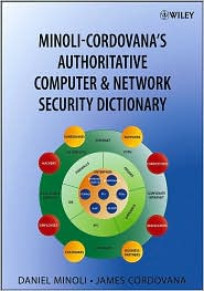 Minoli-Cordovana's Authoritative Computer & Network Security Dictionary - Daniel Minoli, James Cordovana