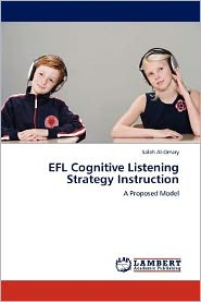 Efl Cognitive Listening Strategy Instruction