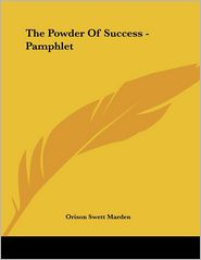 The Powder of Success - Pamphlet