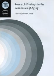 Research Findings In The Economics Of Aging - David A. Wise (Editor)
