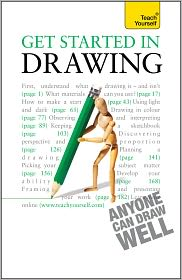 Get Started in Drawing - Robin Capon