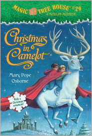 Christmas in Camelot (Magic Tree House Series #29) (Turtleback School & Library Binding Edition) - Mary Pope Osborne, Sal Murdocca (Illustrator)