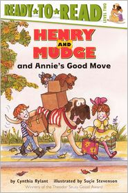 Henry and Mudge and Annie's Good Move (Henry and Mudge Series #18) (Turtleback School & Library Binding Edition) - Cynthia Rylant