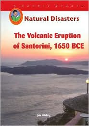 The Volcanic Eruption on Santorini: 1500 BC