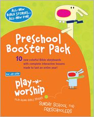 Play-n-Worship: Booster Pack for Preschoolers - Group Publishing