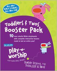 Play-n-Worship: Booster Pack for Toddlers & Twos - Group Publishing