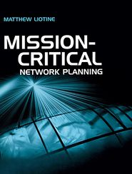 Mission Critical Network Planning