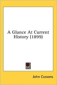 Glance at Current History - John Cussons