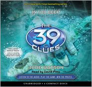 In Too Deep (The 39 Clues Series #6) - Jude Watson