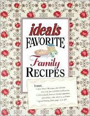 Ideals Favorite Family Recipes - Peggy Schaefer