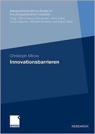 Innovationsbarrieren - Christoph Mirow