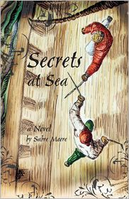 Secrets at Sea - Sabre Moore