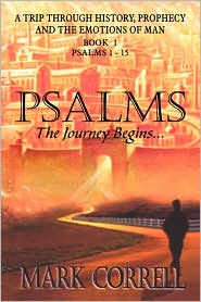 Psalms, The Journey Continues - Correll  Mark E.