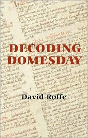 Decoding Domesday - David Roffe