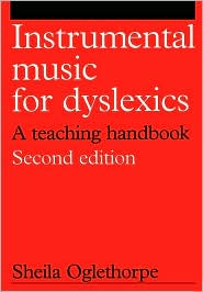 Instrumental Music for Dyslexics - Sheila Oglethorpe