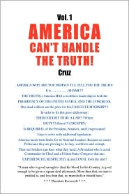 Vol. 1 America Can'T Handle The Truth! - Sevim Cruz