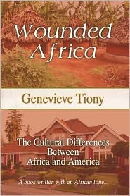 Wounded Africa - Genevieve Tiony