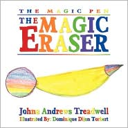 The Magic Eraser - Treadwell,Johna Andrews