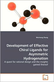 Development Of Effective Chiral Ligands For Asymmetric Hydrogenation - Weicheng Zhang