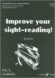 Improve Your Sight-Reading! Piano: Grade 8 / Advanced