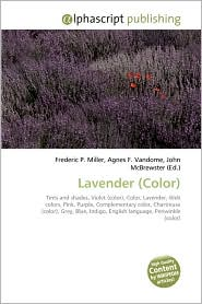 Lavender (Color)