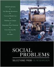 Social Problems: Selections From CQ Researcher - CQ Researcher