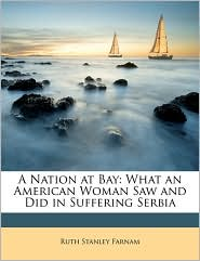 A Nation At Bay - Ruth Stanley Farnam