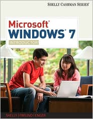 Microsoft Windows 7: Introductory - Gary B. Shelly, Raymond E. Enger