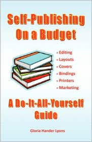 Self-Publishing On A Budget - Gloria Hander Lyons