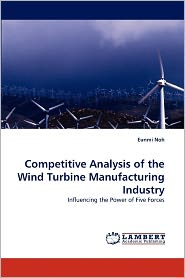 Competitive Analysis Of The Wind Turbine Manufacturing Industry - Eunmi Noh