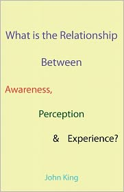 What Is The Relationship Between Awareness, Perception & Experience? - John King