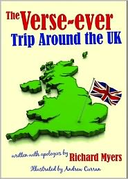 The Verse-ever Trip Around the UK - Richard Myers