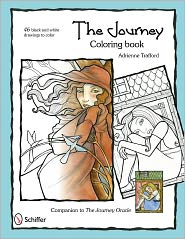 The Journey Coloring Book - Adrienne Trafford