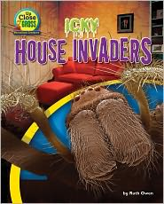 Icky House Invaders - Ruth Owen