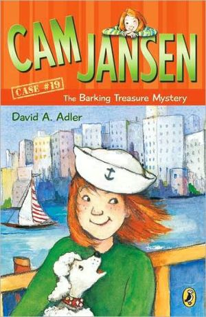 The Barking Treasure Mystery (Cam Jansen Series #19) - David A. Adler, Susanna Natti (Illustrator)